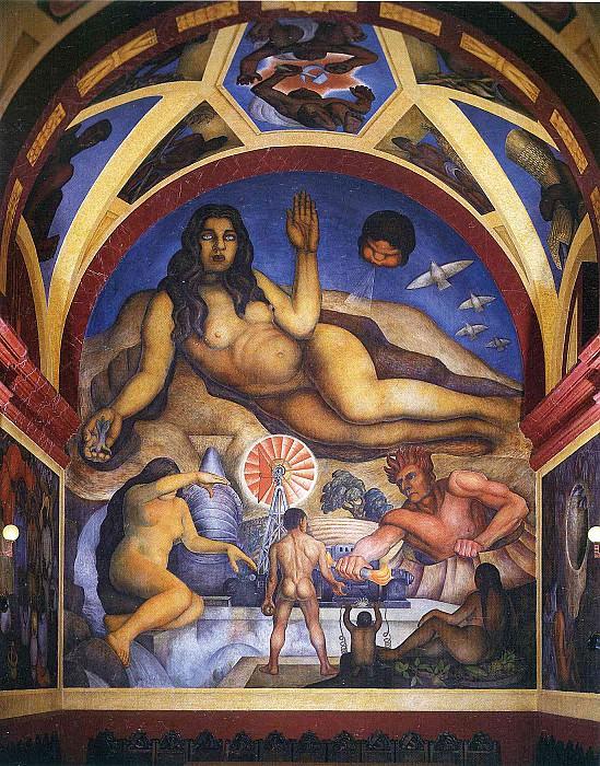 Rivera (91). Diego Rivera