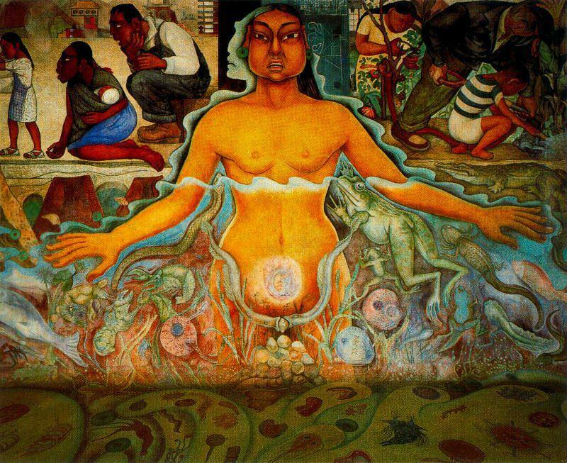4DPictjytr. Diego Rivera