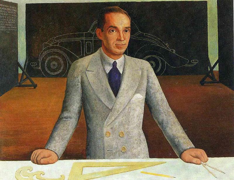 Rivera (41). Diego Rivera