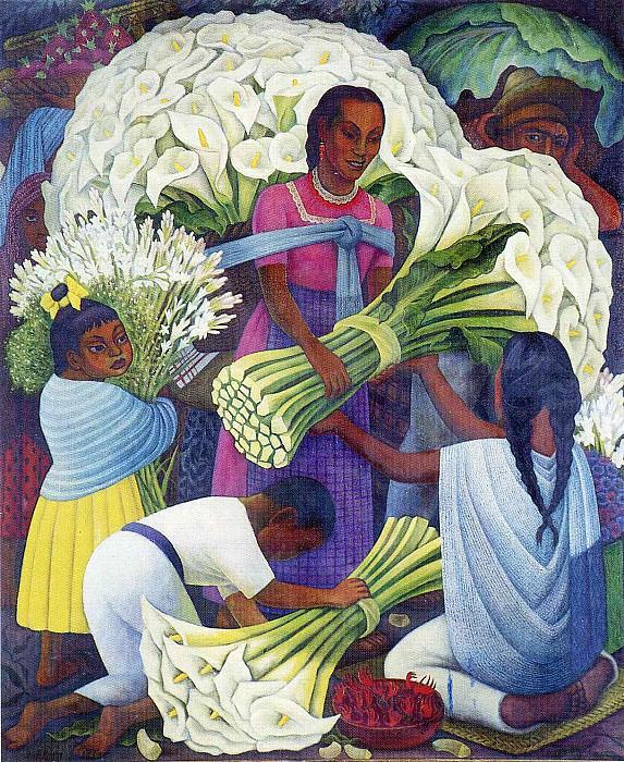 Rivera (71). Diego Rivera