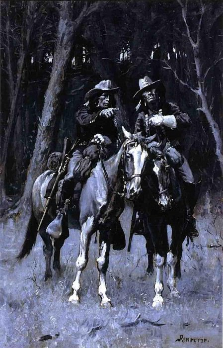 #35433. Frederick Remington