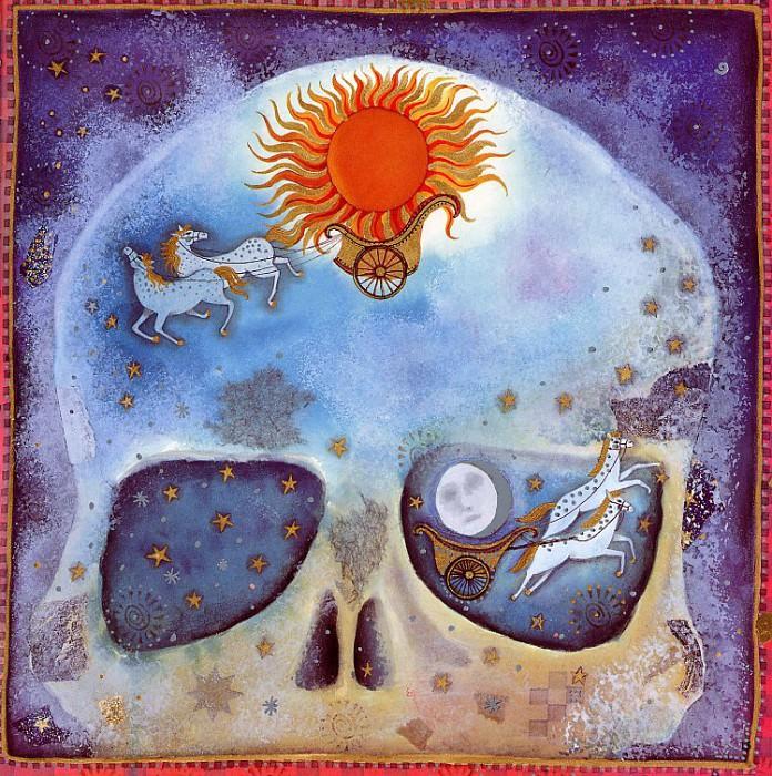 The Giants Skull. Jane Ray