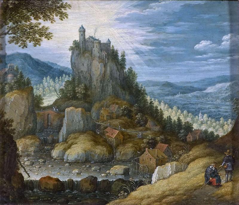 Landscape with a Fortress. Martin Ryckaert