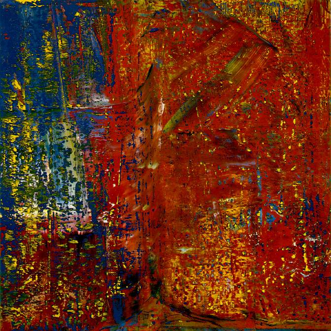untitled. Gerhard Richter