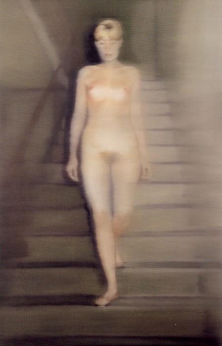 richter staircase. Gerhard Richter