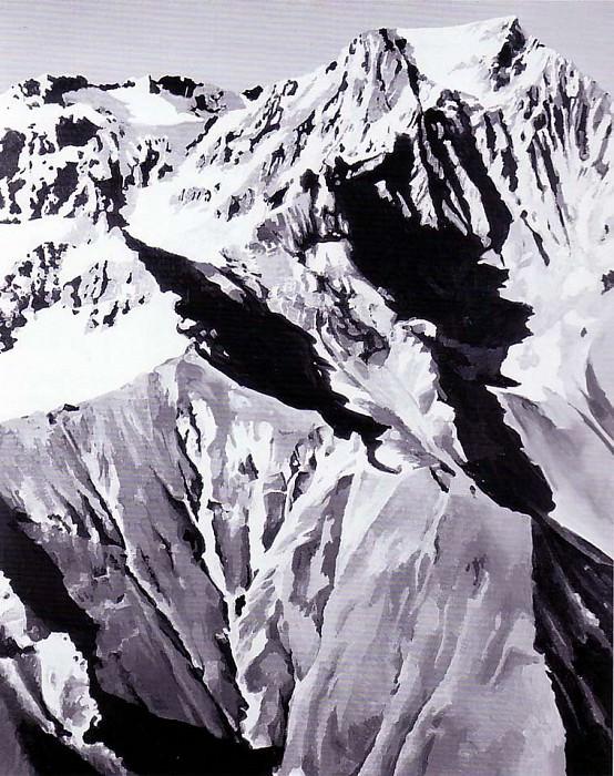 richter himalaya. Gerhard Richter