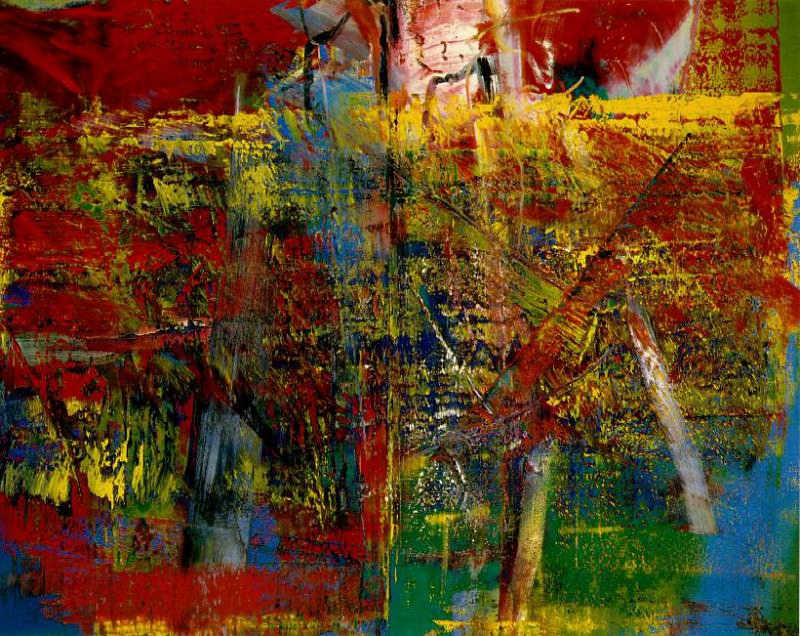 mediation. Gerhard Richter
