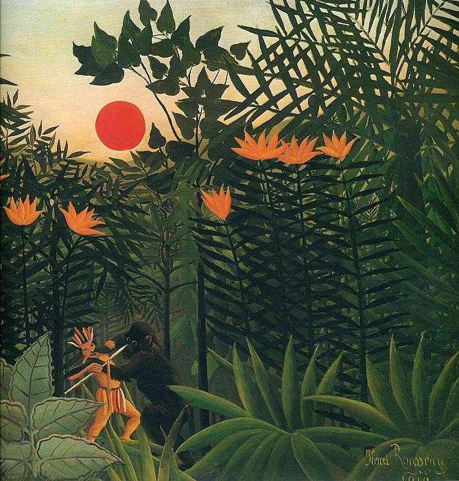 Rousseau (79). Henri Rousseau
