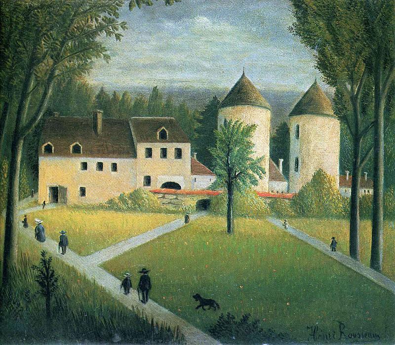 Rousseau (13). Henri Rousseau