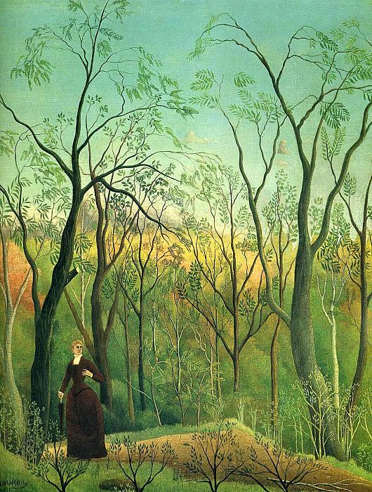 Rousseau (29). Henri Rousseau