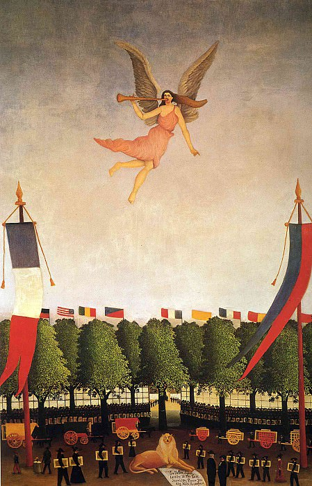 Rousseau (83). Henri Rousseau