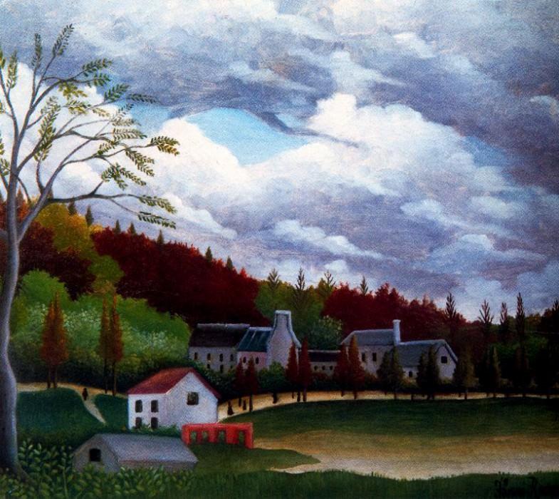 #31149. Henri Rousseau