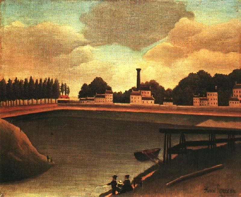 #31138. Henri Rousseau