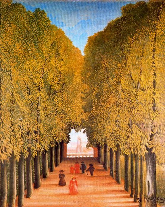 #31165. Henri Rousseau
