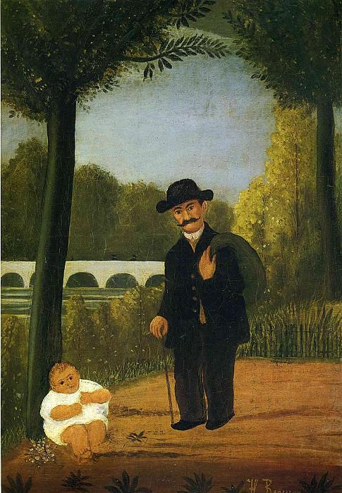 Rousseau (10). Henri Rousseau