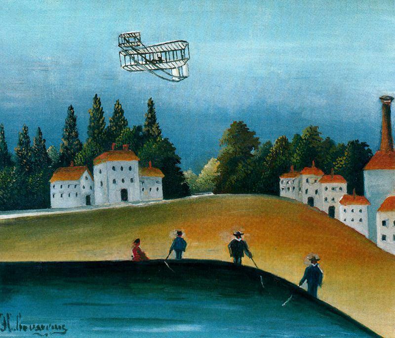 #31179. Henri Rousseau