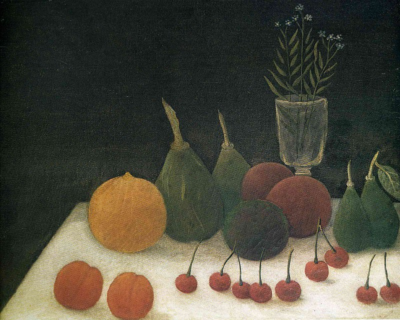 Rousseau (102). Henri Rousseau