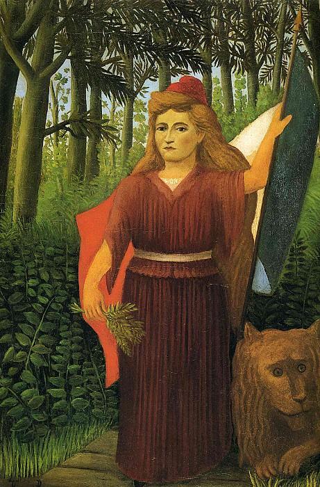 Rousseau (81). Henri Rousseau