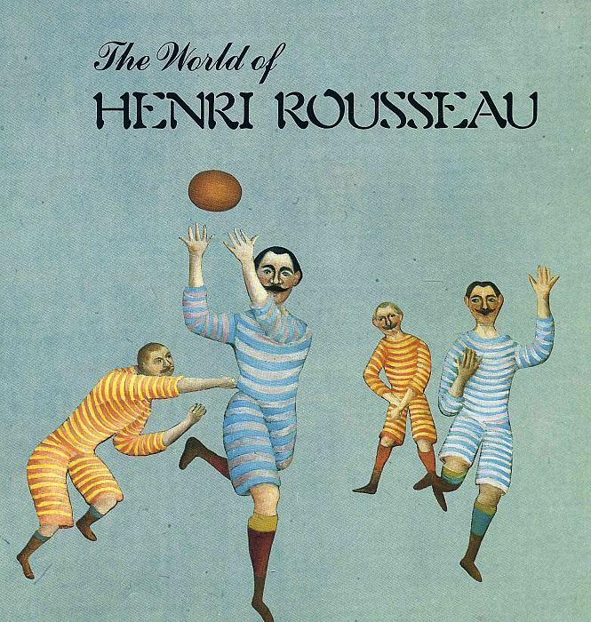 Rousseau. Henri Rousseau
