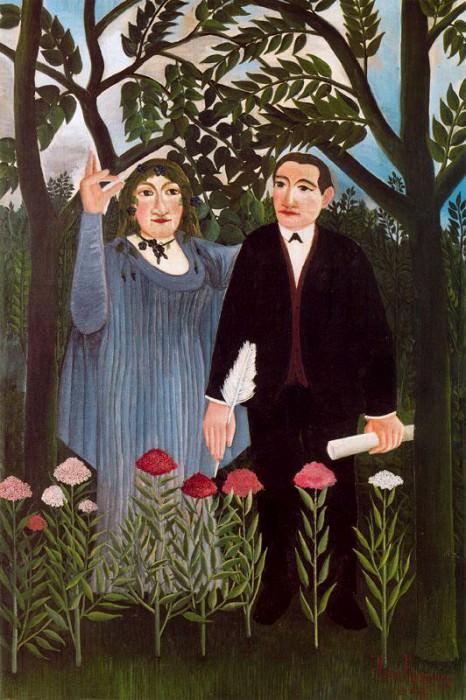 #31164. Henri Rousseau