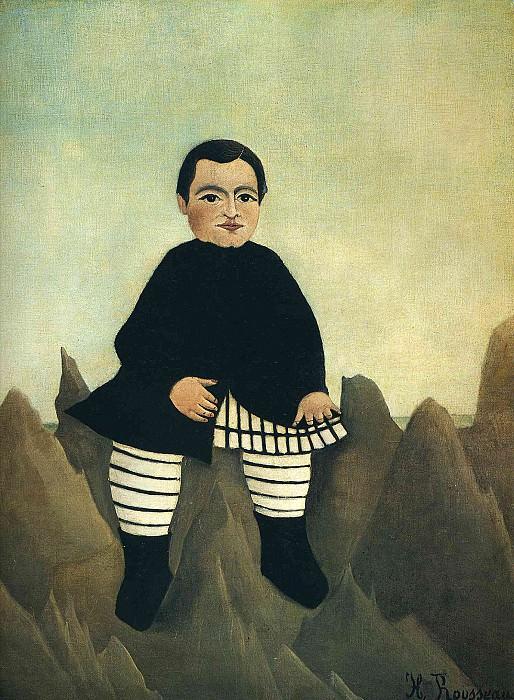 Rousseau (15). Henri Rousseau