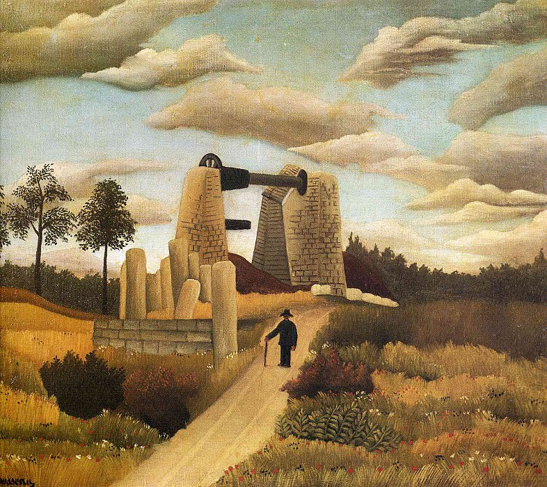 Rousseau (47). Henri Rousseau