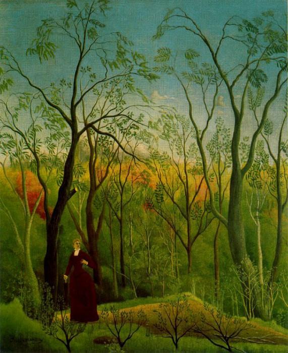 #31181. Henri Rousseau
