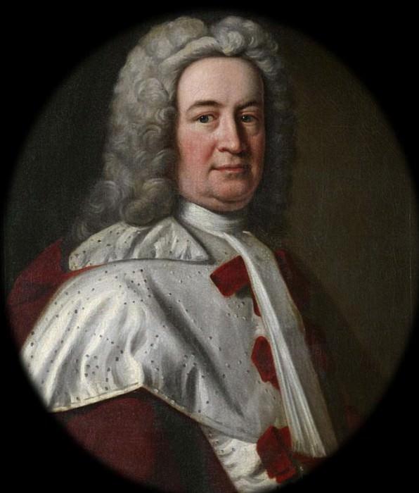 Эндрю Флетчер, Лорд Милтон (1691-1766), шотландский судья. Аллан Рэмзи