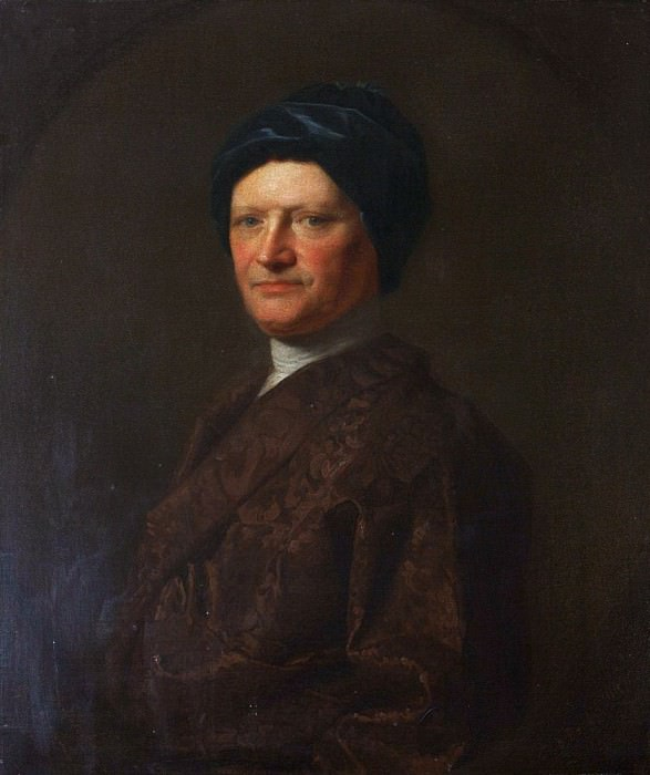 Dr John Ward. Allan Ramsay