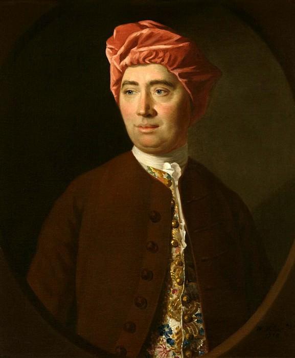 David Hume. Allan Ramsay