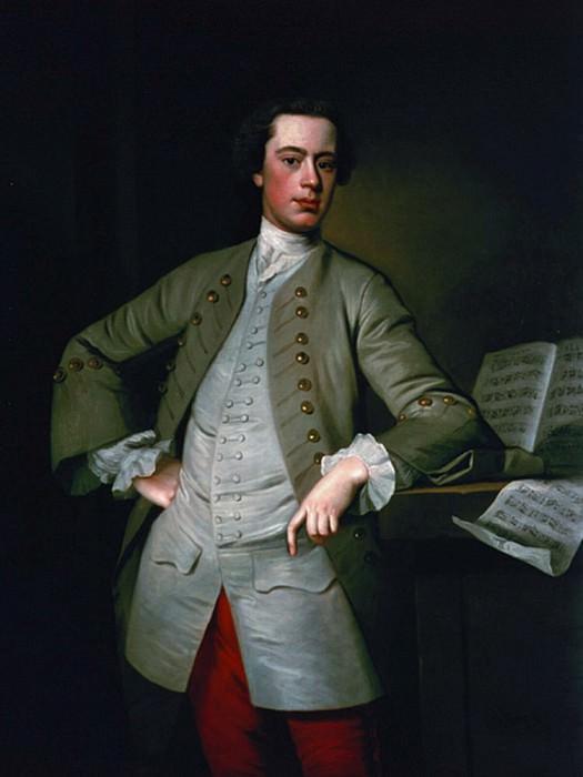 William Finch. Allan Ramsay