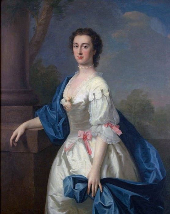 Mrs Flora Macdonald. Allan Ramsay