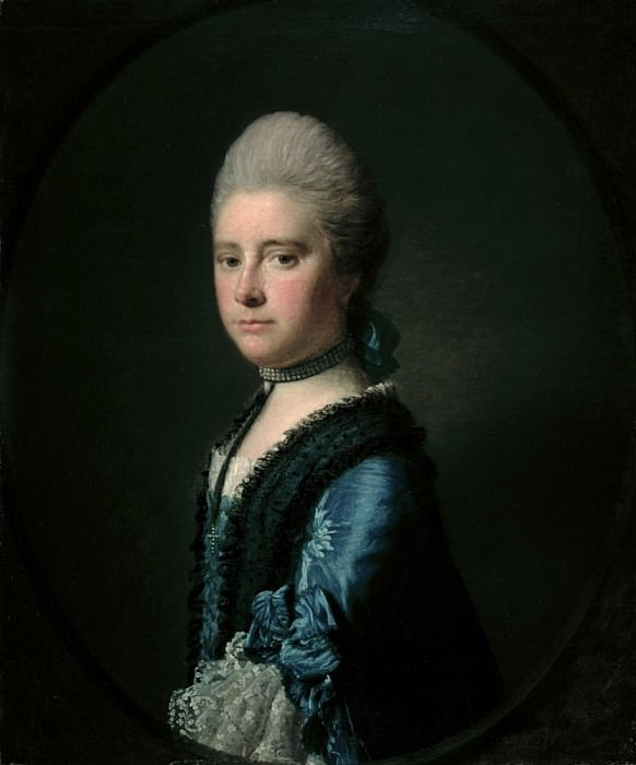 Mrs Tracy Travell. Allan Ramsay
