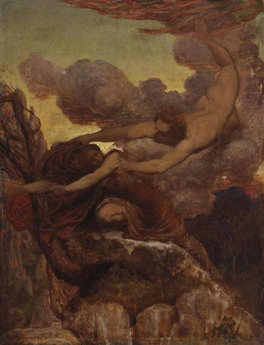 Персей и Андромеда. Сэр Вильям Блейк Ричмонд