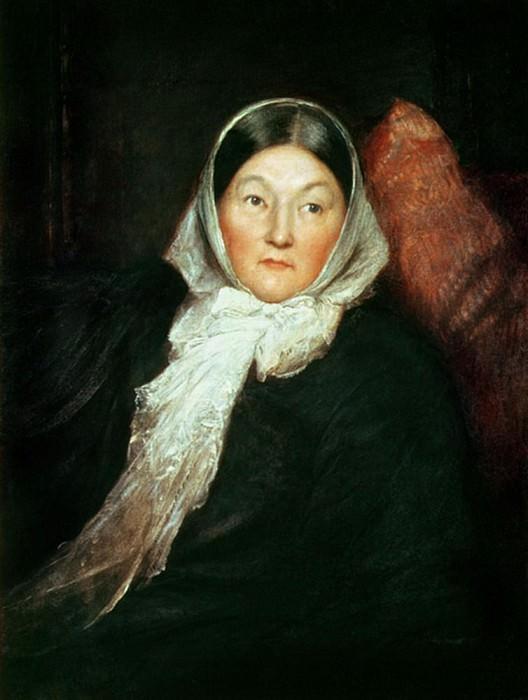 Флоренс Найтингейл (1820-1910). Сэр Вильям Блейк Ричмонд