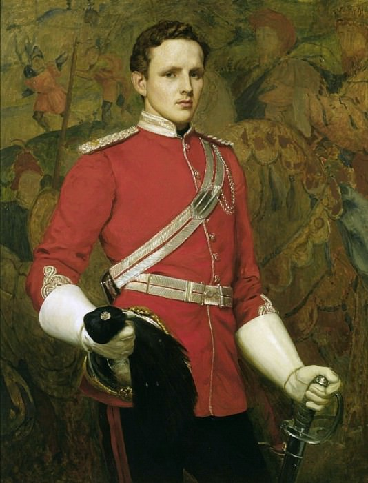 James Gascoyne Cecil, 4th Marquess of Salisbury. Sir William Blake Richmond