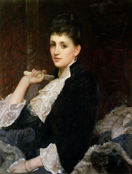 Countess of Airlie. Sir William Blake Richmond