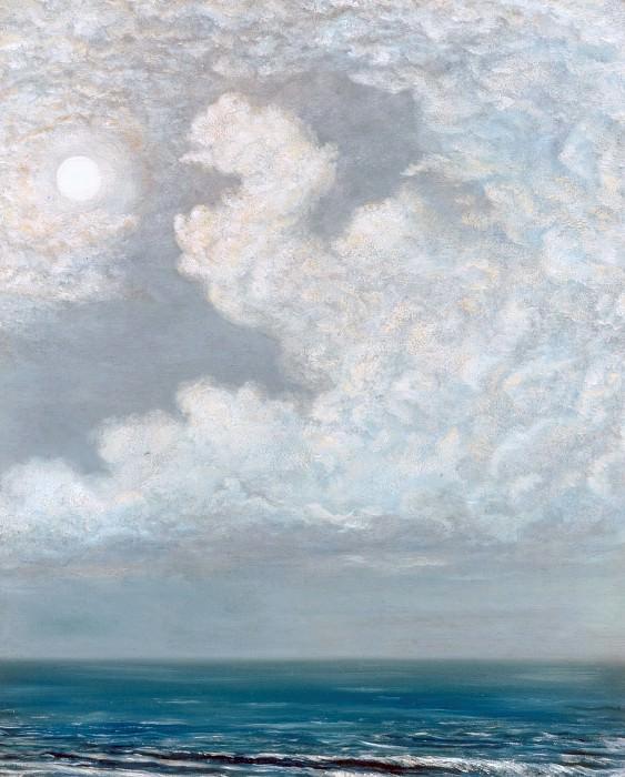 Sea and Clouds. Sir William Blake Richmond