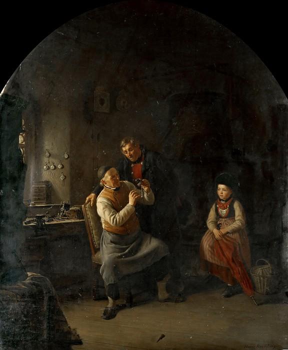 Watchmaker. Hanno Rhomberg