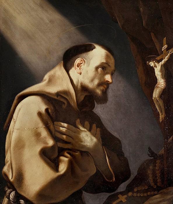 Saint Francis. Guido Reni