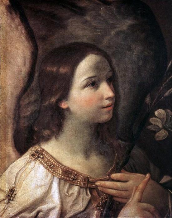 Asumption of the Virgin. Guido Reni