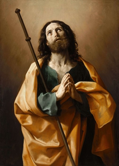 Saint James the Greater. Guido Reni