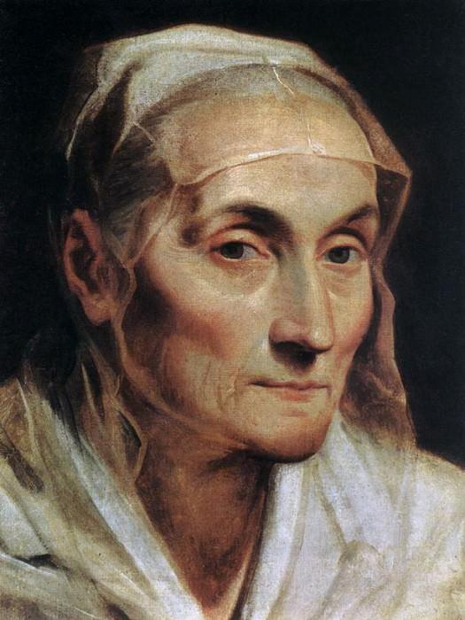 Lucretia. Guido Reni