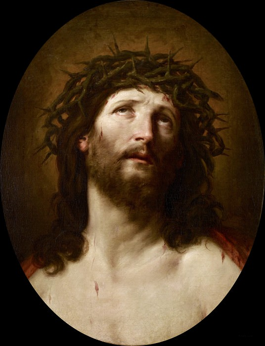 Christ Crowned with Thorns. Guido Reni