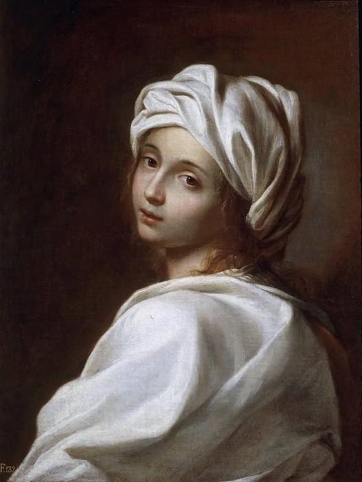 Beatrice Cenci. Guido Reni