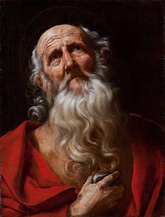 Святой Иероним. Гвидо Рени