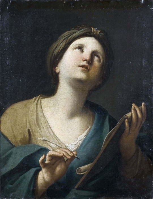 A Sibyl. Guido Reni (Manner of)