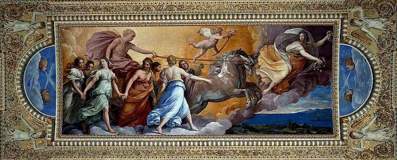 Aurora. Guido Reni