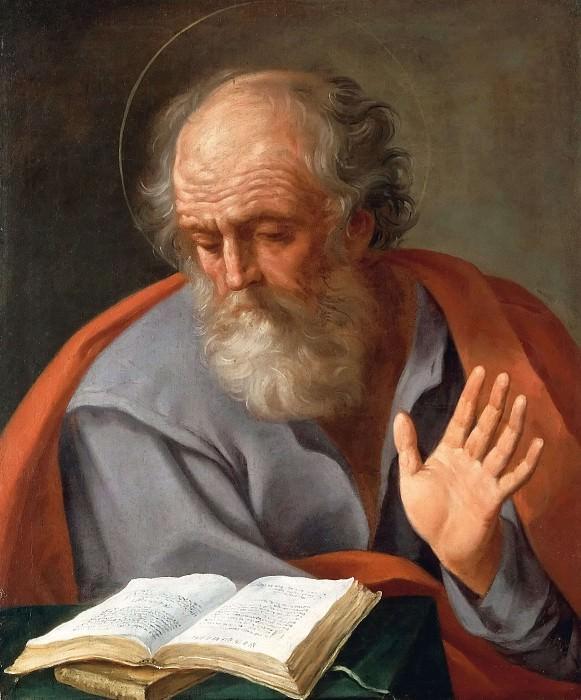 Святой Иосиф. Гвидо Рени