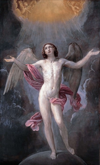 Blessed Soul. Guido Reni
